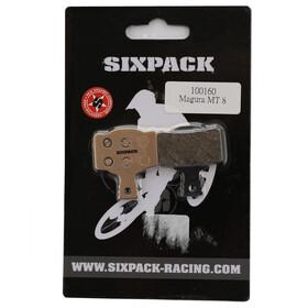 Sixpack Magura MT8/MT6/MT4/MT2 Brake Pads beige